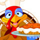 Turkey and Pie - GraphicRiver Item for Sale