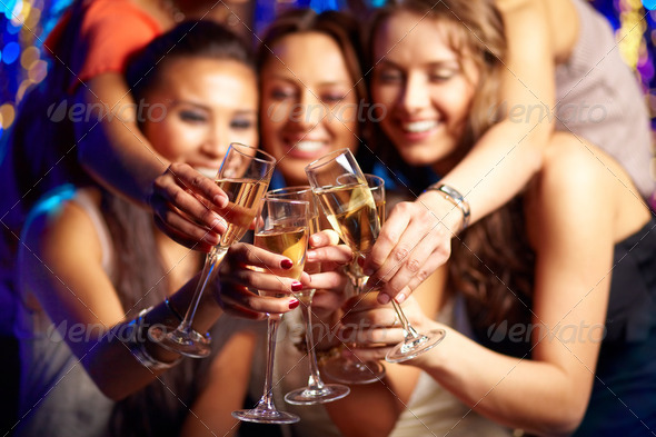 Have a drink - Stock Photo - Images