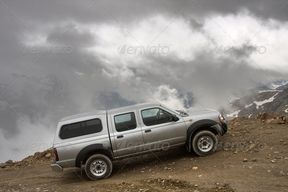 Offroad - Stock Photo - Images