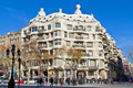 Casa Mila, or La Pedrera. Barcelona Spain - PhotoDune Item for Sale
