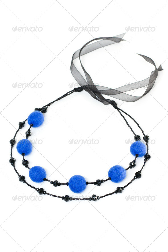 Necklace - Stock Photo - Images