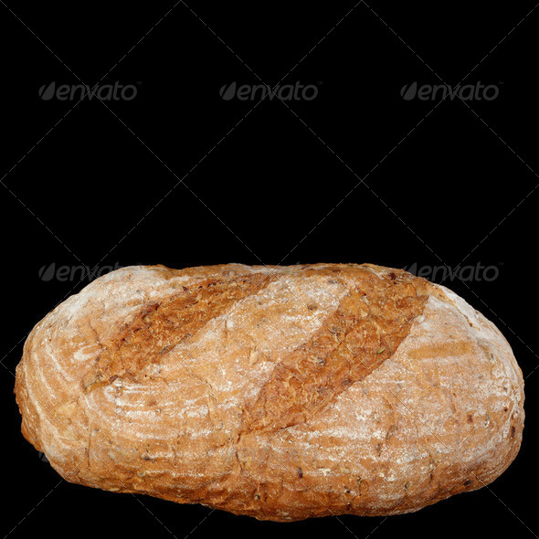 Pumpkin Bread - Stock Photo - Images