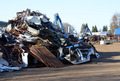 Metal scrap yard, broken junk - PhotoDune Item for Sale
