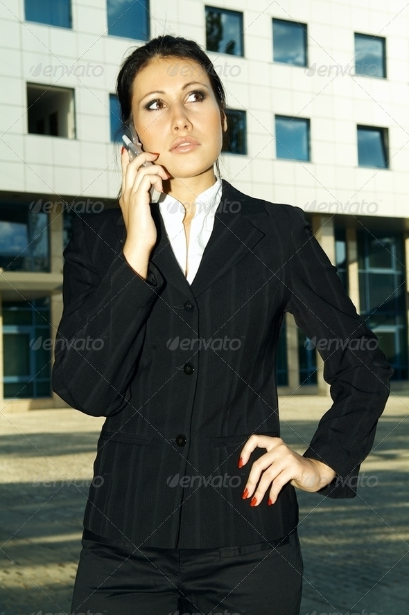 Business Outdoors - Stock Photo - Images