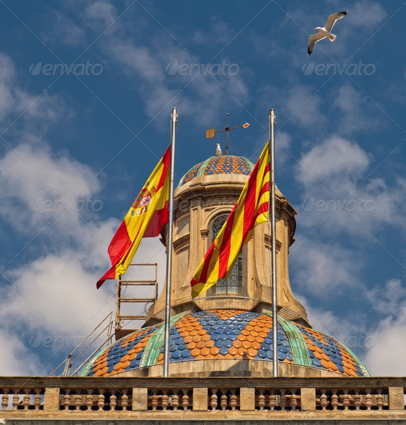 Palau Generalitat - Stock Photo - Images