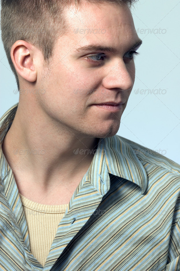 Young Man - Stock Photo - Images