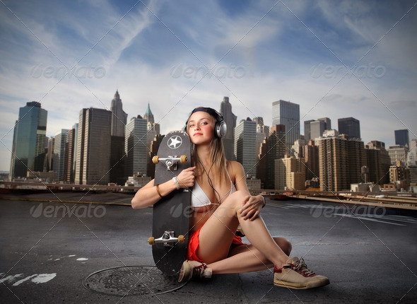 Urban Style - Stock Photo - Images