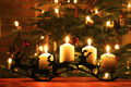 Advent Candles on Reindeer Sledge - PhotoDune Item for Sale