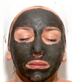 Deep sea mud mask treatment on the woman face - PhotoDune Item for Sale