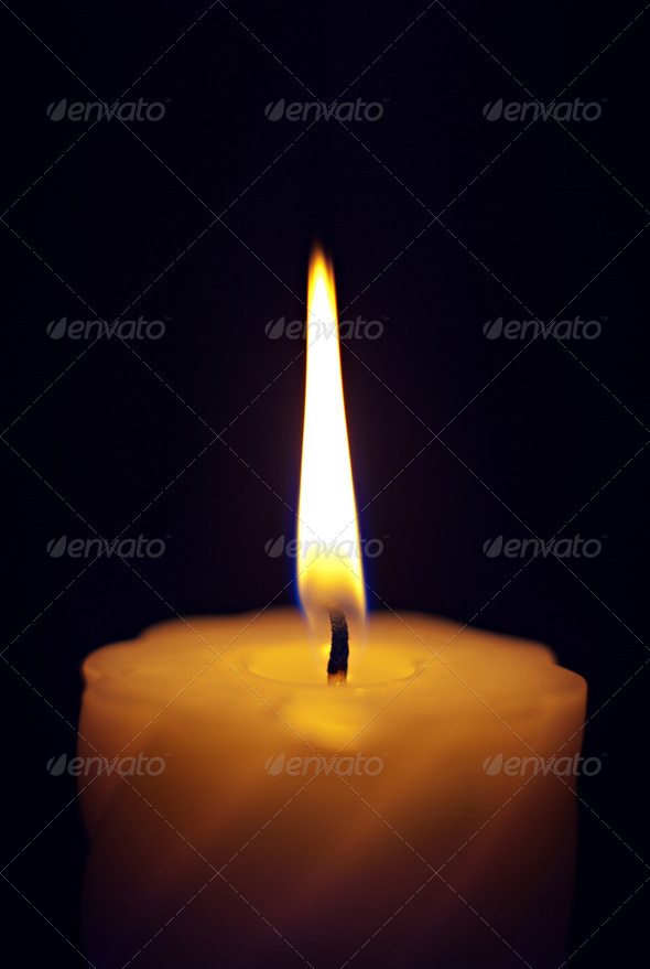 Candlelight - Stock Photo - Images