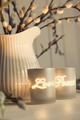 Meditation votive candles creating a relaxing atmosphere - PhotoDune Item for Sale