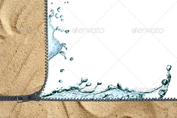 Water Inrush - Stock Photo - Images