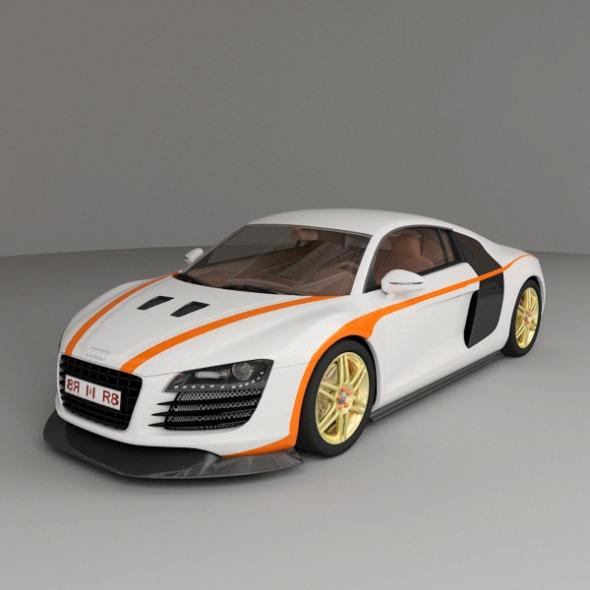 3DOcean Audi R8 351464