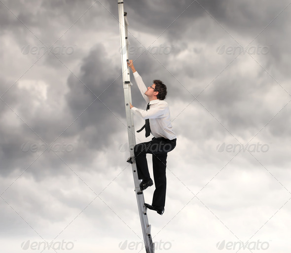 Way to success - Stock Photo - Images