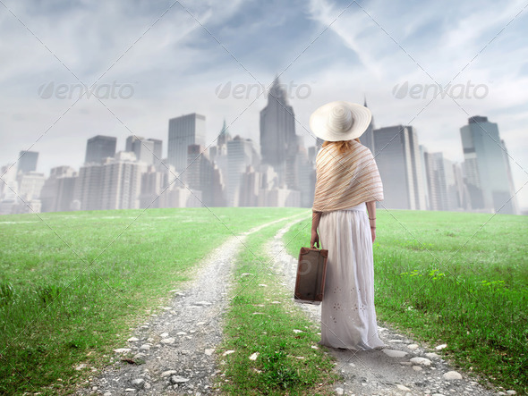 Arrival - Stock Photo - Images