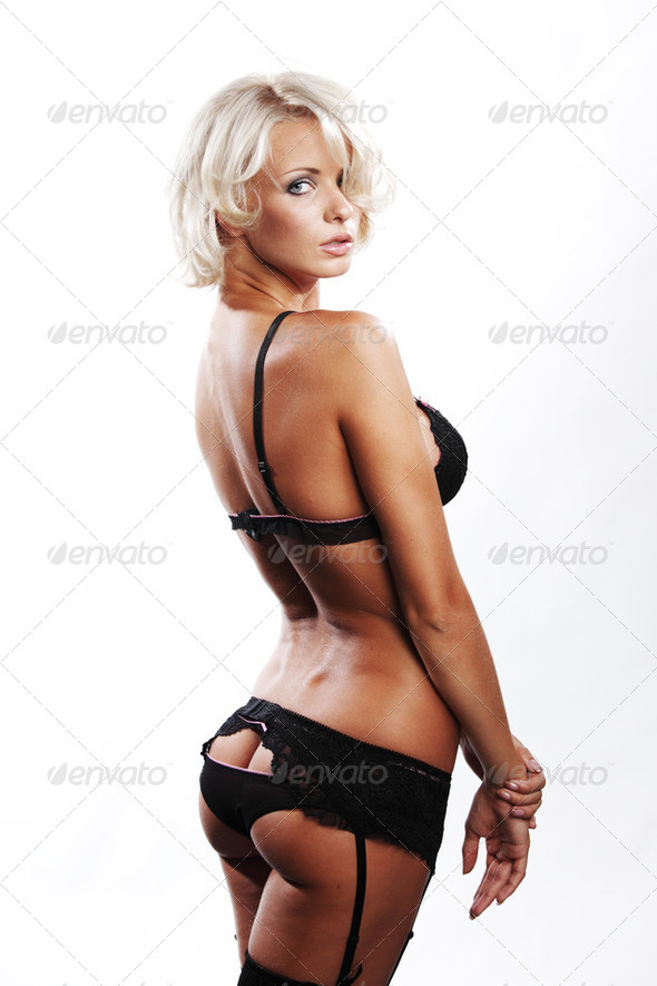 underwear woman - Stock Photo - Images