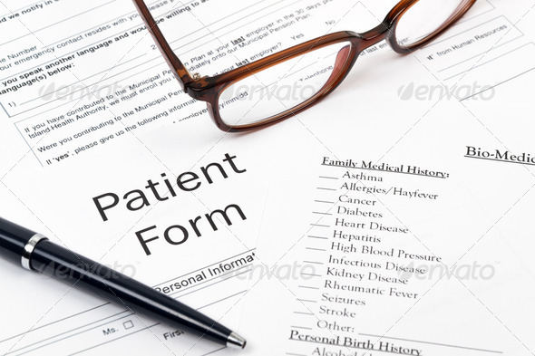 PhotoDune Patient Form 2256713