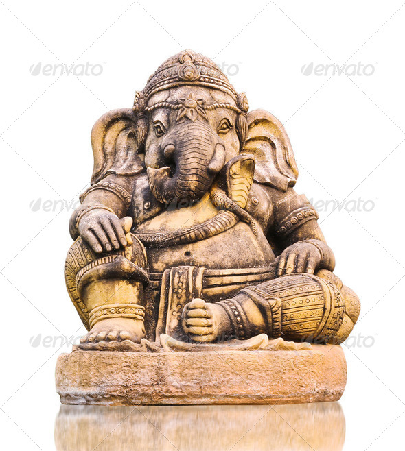 Ganesh - Stock Photo - Images