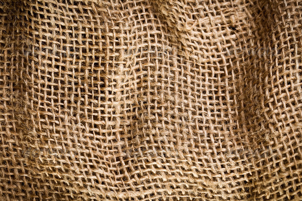 burlap background - Stock Photo - Images
