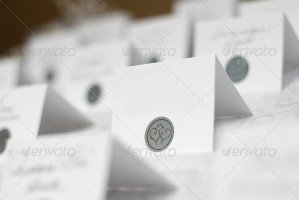 Name tags - Stock Photo - Images