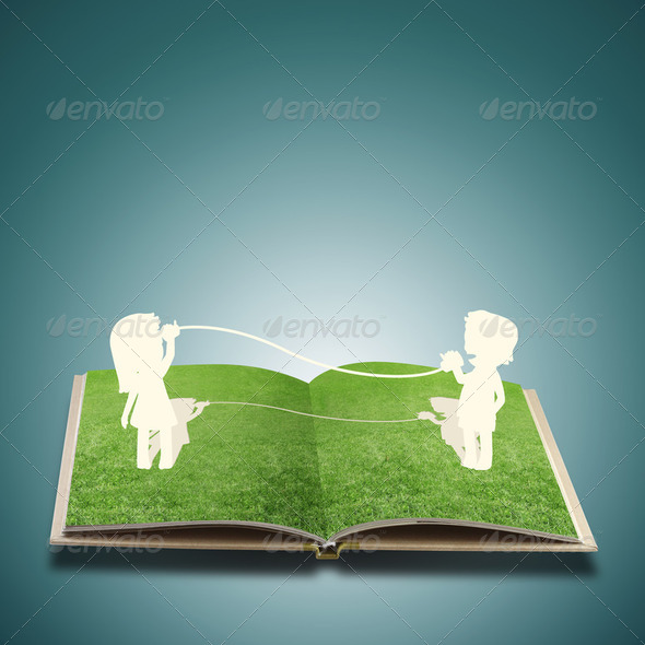 chuldbook - Stock Photo - Images