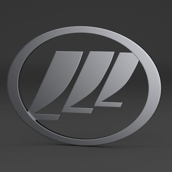 3DOcean Lifan Logo 3341330