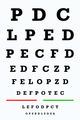 Eye chart - PhotoDune Item for Sale