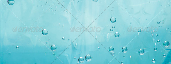 Water Drops - Stock Photo - Images