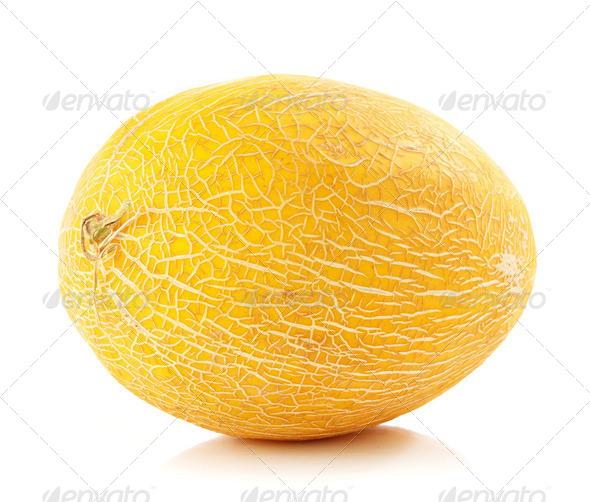 fresh ripe melon - Stock Photo - Images