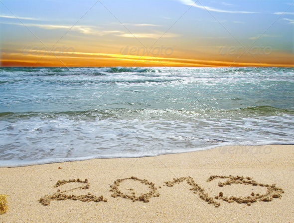 New Year 2013 - Stock Photo - Images