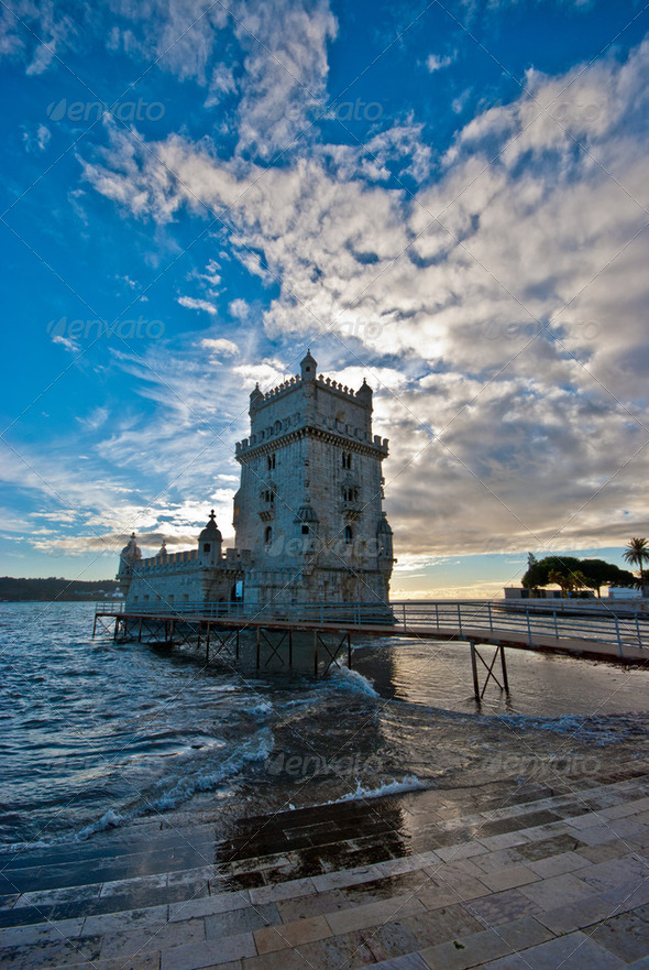 Torre de Belem - Stock Photo - Images