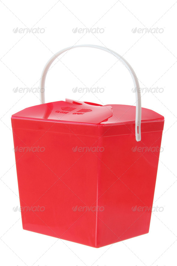 Plastic Box - Stock Photo - Images