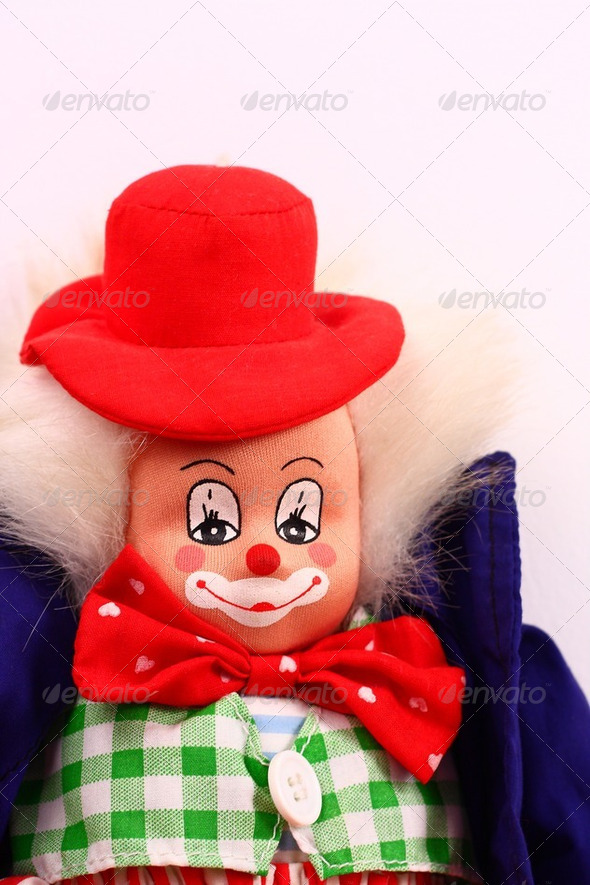Clown - Stock Photo - Images