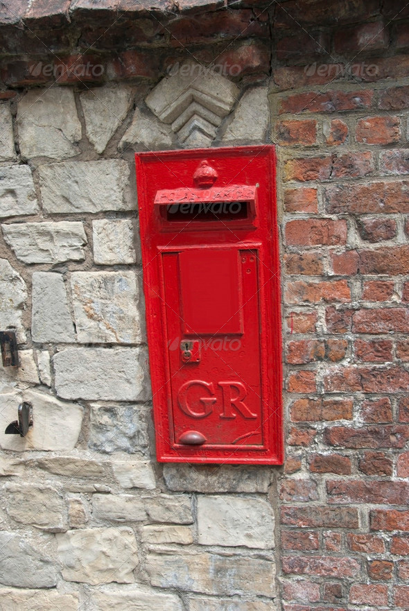 Post Box - Stock Photo - Images