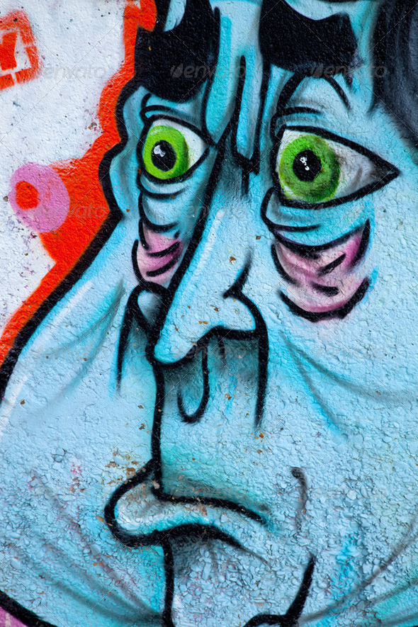 Graffiti - Stock Photo - Images