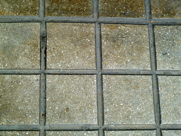 square paving - Stock Photo - Images