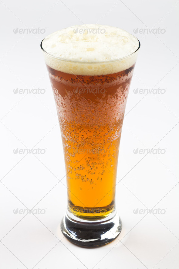 Cold Beer - Stock Photo - Images