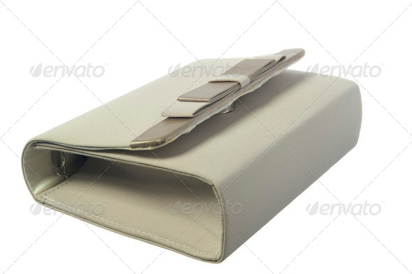 evening bag - Stock Photo - Images