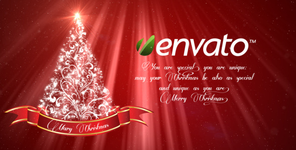 After Effects Project - VideoHive Christmas Greetings 3343432