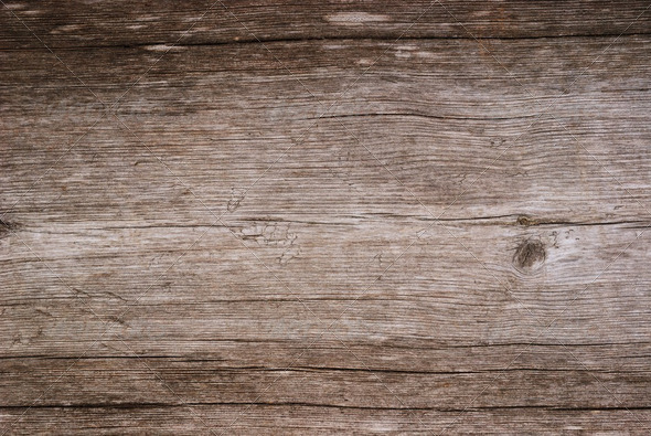 Close-up of old wooden wall - Stock Photo - Images