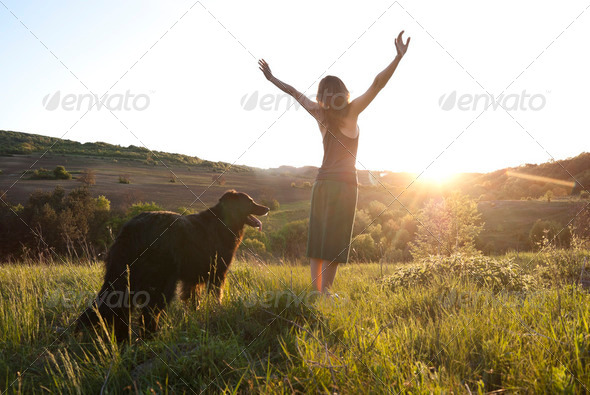 Gratitude - Stock Photo - Images