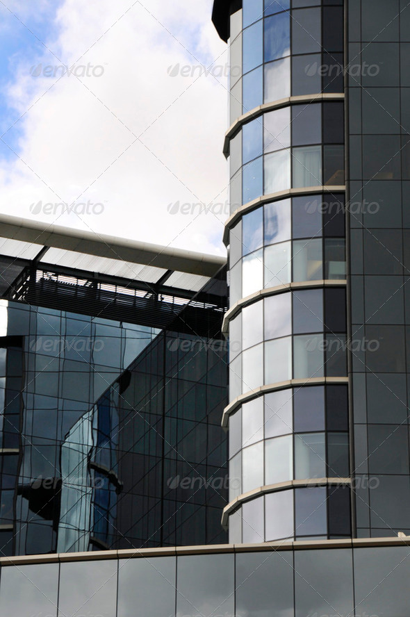 Office Architecture - Stock Photo - Images