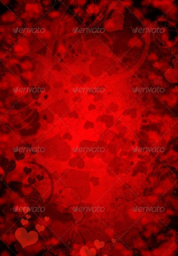 Valentines Background - Stock Photo - Images