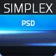 Simplex - PSD Theme - ThemeForest Item for Sale