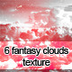 Fantasy Cloud Background Texture - GraphicRiver Item for Sale