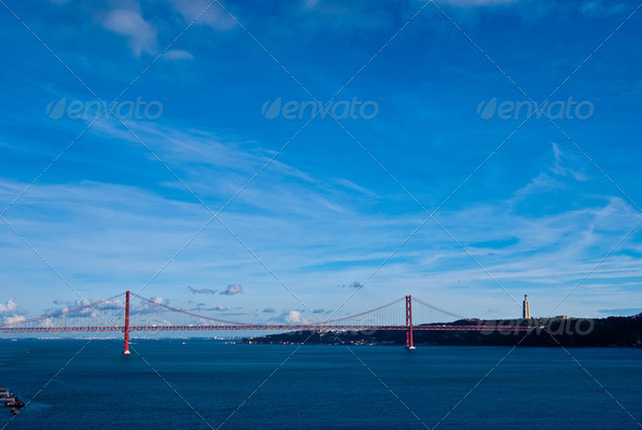 River Tejo - Stock Photo - Images