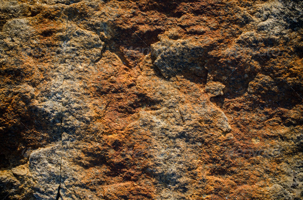 Close up granite surface - Stock Photo - Images