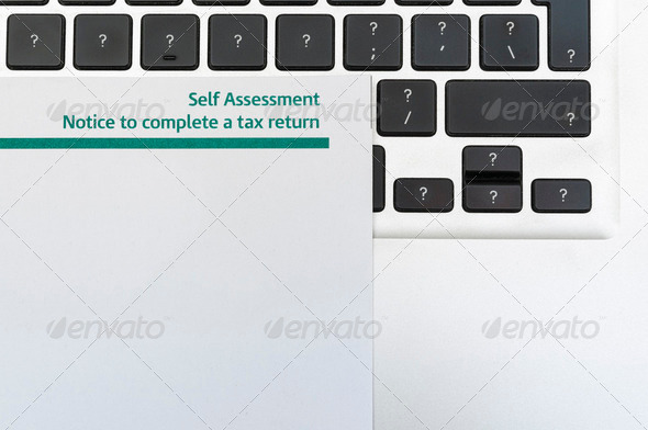 Tax return form - Stock Photo - Images
