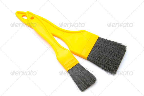 Paintbrush - Stock Photo - Images
