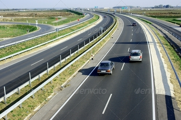 Highway - Stock Photo - Images
